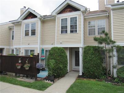 Chester Condo/Townhouse For Sale: 3208 Whispering Hills