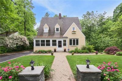 Scarsdale Single Family Home For Sale: 10 Shady Lane
