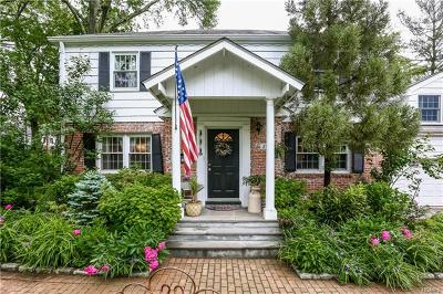 Rye Single Family Home For Sale: 251 Forest Avenue