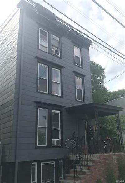 Newburgh Multi Family 2-4 For Sale: 40 Lander Street