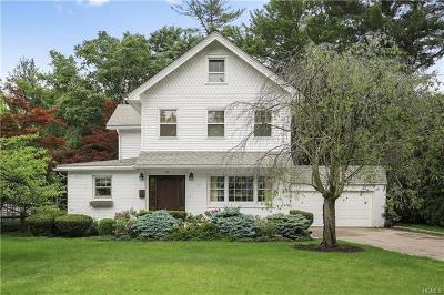 Scarsdale Single Family Home For Sale: 45 Fenimore Road