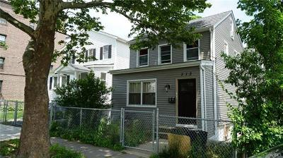 Mount Vernon Multi Family 2-4 For Sale: 313 South 1st Avenue