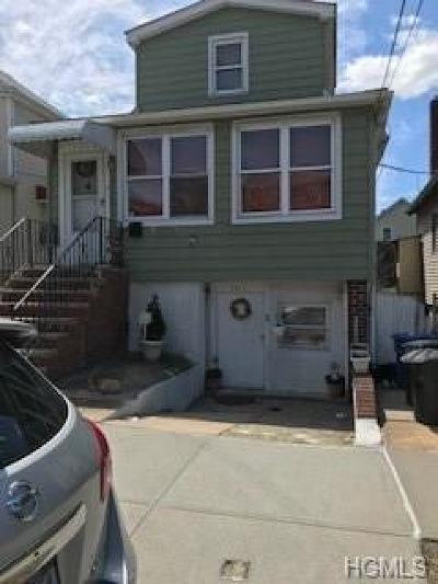 Bronx Single Family Home For Sale: 2933 Gunther Avenue
