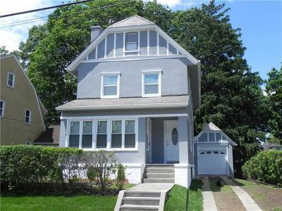 Mount Vernon Single Family Home For Sale: 316 Nuber Avenue