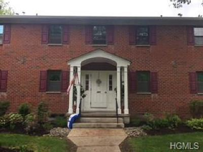 Rockland County Condo/Townhouse For Sale: 442 Somerset Drive #H