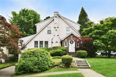 Scarsdale Single Family Home For Sale: 144 Locust Avenue