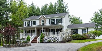 Verbank Single Family Home For Sale: 234 Cooper Drive