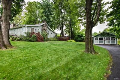 Brewster Single Family Home For Sale: 85 Cooledge Drive