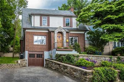 Tuckahoe Single Family Home For Sale: 378 Scarsdale Road