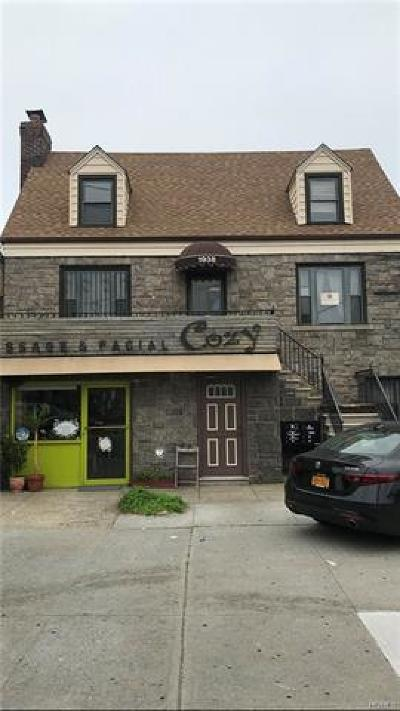 Bronx Commercial For Sale: 1938 Williamsbridge Road