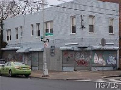 Bronx Commercial For Sale: 1764 East 174th Street