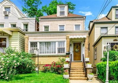 Bronx Single Family Home For Sale: 329 East 241st Street