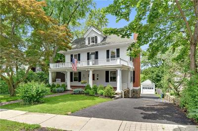 New Rochelle Single Family Home For Sale: 34 Farragut Circle