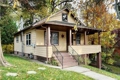 Single Family Home For Sale: 21 Summit Avenue