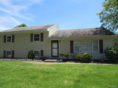 New Windsor Single Family Home For Sale: 533 Blooming Grove Turnpike
