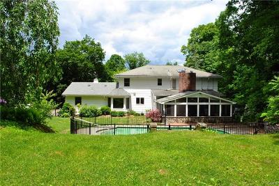 Croton-on-hudson Single Family Home For Sale: 62 Watch Hill Road