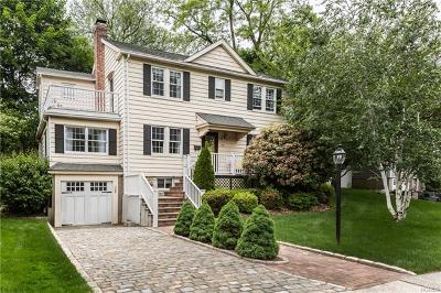 Bronxville Single Family Home For Sale: 145 Chatfield Road
