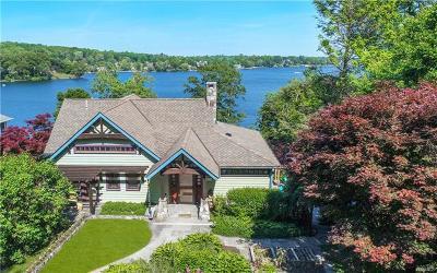 Mahopac Single Family Home For Sale: 306 West Lake Boulevard