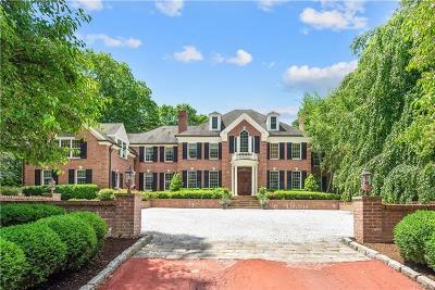 Pound Ridge Single Family Home For Sale: 75 Dann Farm Road
