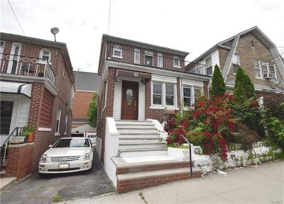 Bronx Single Family Home For Sale: 719 East 243rd Street