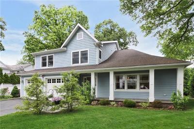 Rye Single Family Home For Sale: 26 Byrd Street