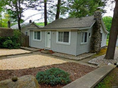 Pine Bush Single Family Home For Sale: 80 Lake Shore Drive