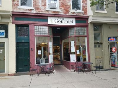 Nyack Commercial For Sale: 21 North Broadway #1st floo