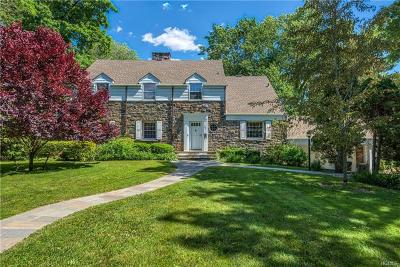 New Rochelle Single Family Home For Sale: 187 Oxford Road