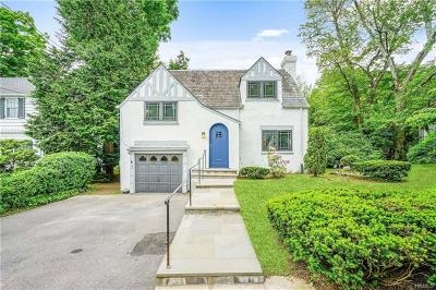Scarsdale Single Family Home For Sale: 34 Robin Hill Road