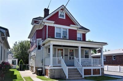 Pelham Multi Family 2-4 For Sale: 214 Second Avenue