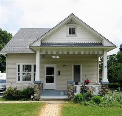Goshen Single Family Home For Sale: 138 Murray Avenue
