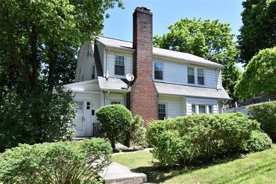 Ardsley Single Family Home For Sale: 1 Lincoln Avenue