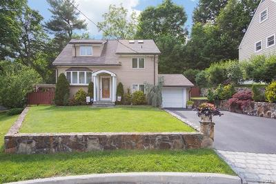 Ossining Single Family Home For Sale: 12 Collyer Drive