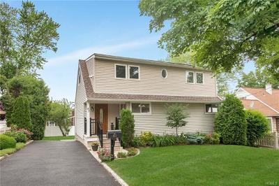 Yonkers Single Family Home For Sale: 43 Covington Road