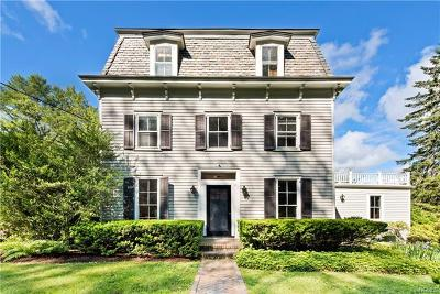 Westchester County Single Family Home For Sale: 119 Cherry Street