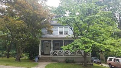 Hastings-On-Hudson Single Family Home For Sale: 341 Mount Hope Boulevard