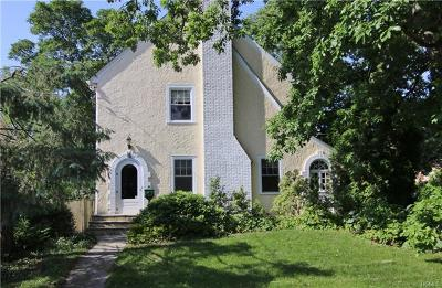 Rye Single Family Home For Sale: 80 Dearborn Avenue