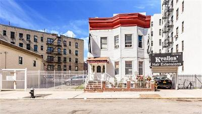 Bronx Single Family Home For Sale: 117 Rockwood Street