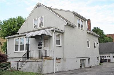 White Plains Multi Family 2-4 For Sale: 8 Hadden Avenue