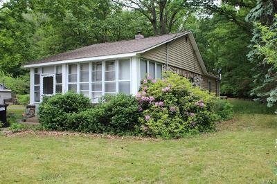 Bloomingburg Single Family Home For Sale: 20 Shawanga Lodge Road