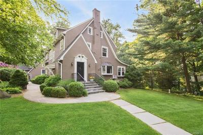 White Plains Single Family Home For Sale: 2 Deer Hill Place