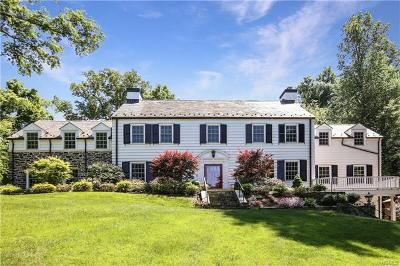 Scarsdale NY Single Family Home For Sale: $3,200,000