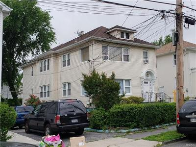 Mount Vernon Multi Family 2-4 For Sale: 186 Beechwood Avenue