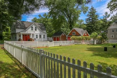 Pearl River Single Family Home For Sale: 294 Laurel Road