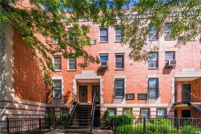 New York Condo/Townhouse For Sale: 2560 Frederick Douglass Boulevard #2560C