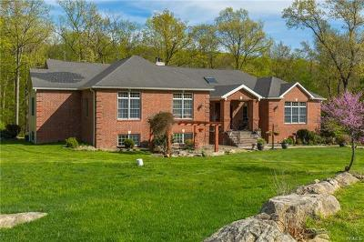 Hopewell Junction Single Family Home For Sale: 212 Woodmont Road