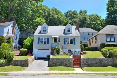 Yonkers Single Family Home For Sale: 252 Sedgwick Avenue
