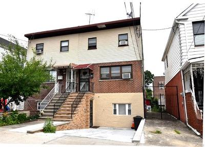 Bronx Single Family Home For Sale: 2231 Homer Avenue