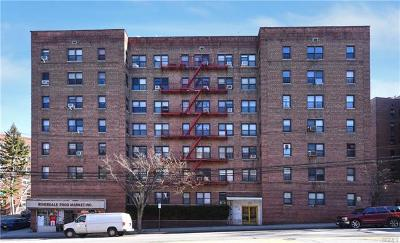 Yonkers Rental For Rent: 500 Riverdale Avenue #6C