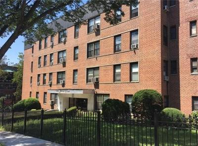 Yonkers Co-Operative For Sale: 309 North Broadway #4F